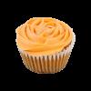 Jumbo Cupcake - Orange