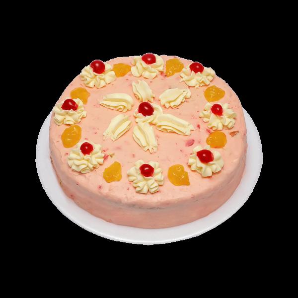 pineapple cherry cake