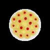 pineapple cake top