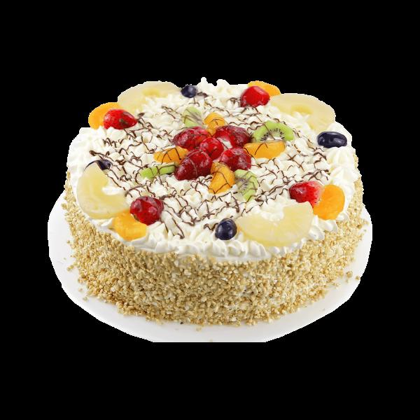 Slagroom Cake
